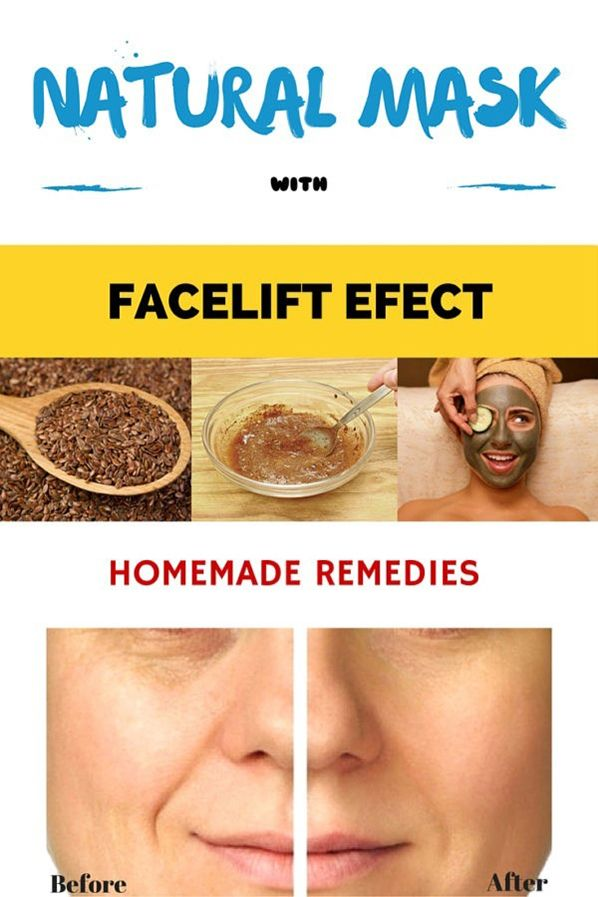 Easy DIY Facelift Effect Mask Lift your face using linseeds! Rich in potassium magnesium vitamin E essential amino acids including Omega 3 and phyto-estrogen linseeds can help you if you want to have an amazing face and a healthy skin. Linseeds have many advantages: are good for all skin types the treatment lasts for only 12 days and you dont ...