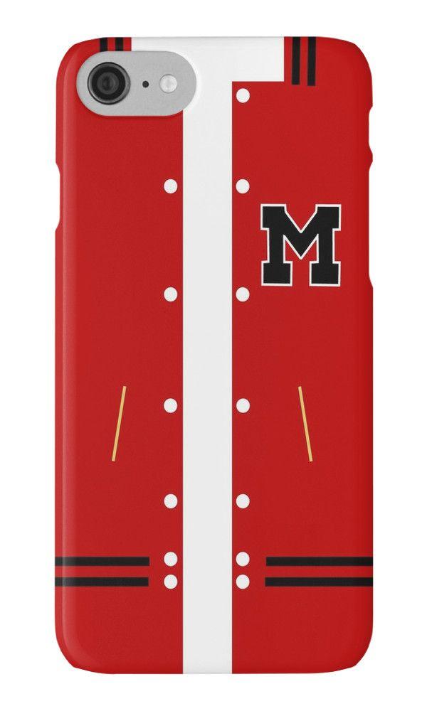 Glee Football Jacket by livinginamovie