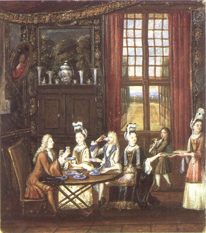 1750: As in Europe, Chinese-style tea drinking became fashionable within Cape Town society. But tea was expensive and hard to come by outside of the city, and the settlers who had established their farms in more isolated frontier communities like the Cedarberg yearned for the delicious herbal and China teas they had enjoyed back home.