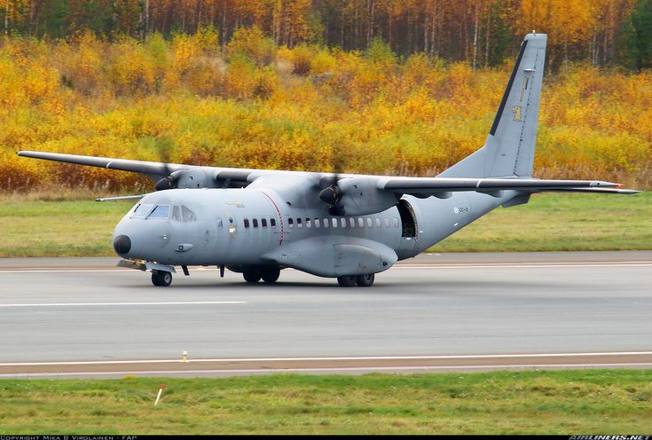 CASA C-295M - Finland - Air Force | Aviation Photo #4788509 | Airliners.net