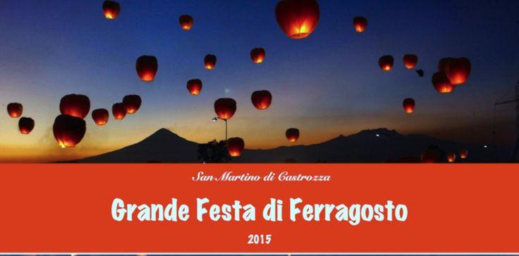 La Grande Festa di Ferragosto a San Martino di Castrozza Hotel Cima Rosetta
