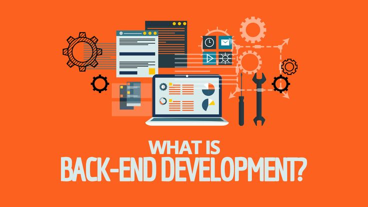 There is a portion of the application the user sees and then parts that remain unseen. Back-end development makes that possible. But what is it?