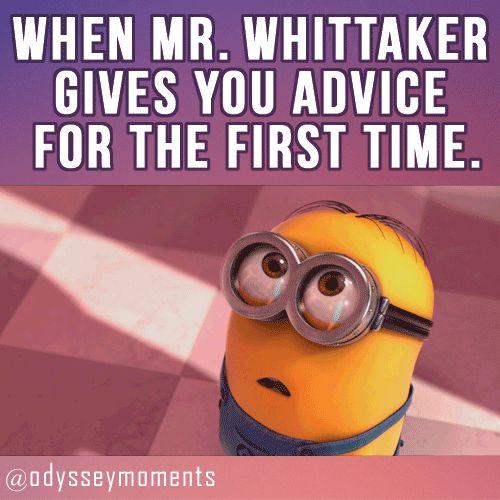 <3 <3 <3 Mr. Whittaker   Adventures in Odyssey soooooooo funny! Rofl!