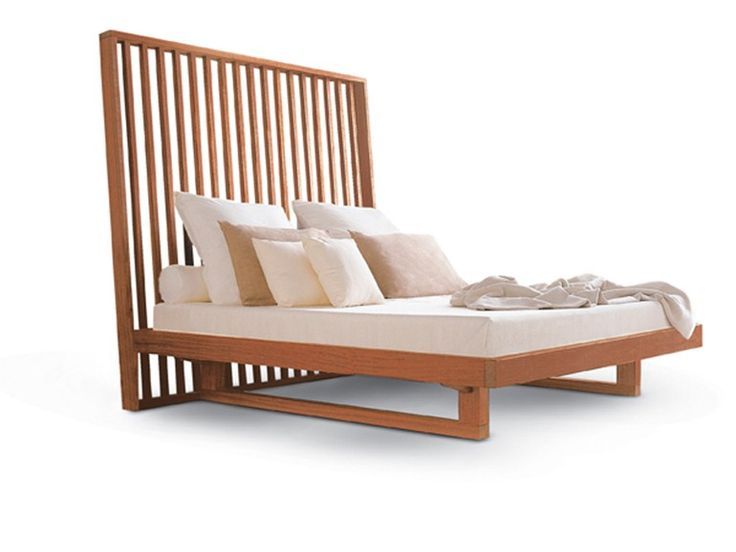 Best 25 Wooden Double Bed Ideas On Pinterest Large Beds