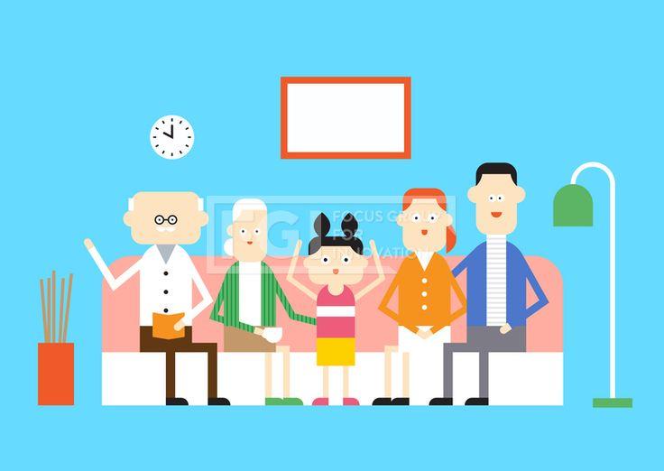 SILL211_001SILL211, 가정의달, 가족, 패밀리, 벡터, 에프지아이, 생활, 라이프, 사람, 캐릭터, 단체, 엄마, 아빠, 딸, 할머니, 할아버지, 안경, 노인, 노후, 노후생활, 스탠드, 소파, 앉아있는, 일러스트, illust, illustration #유토이미지 #프리진 #utoimage #freegine 19914271