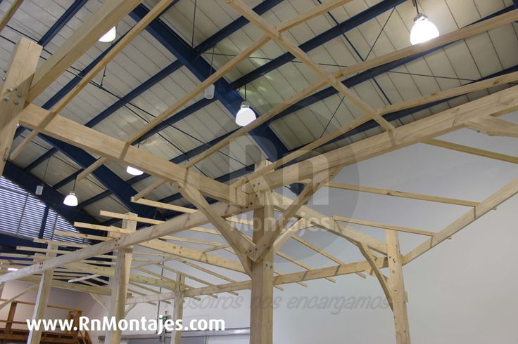Montaje Estructuras en Madera en Corferias . Nacional Cebú, Feria de las Colonias, ExpoGanadera, Congreso Mundial SImmental