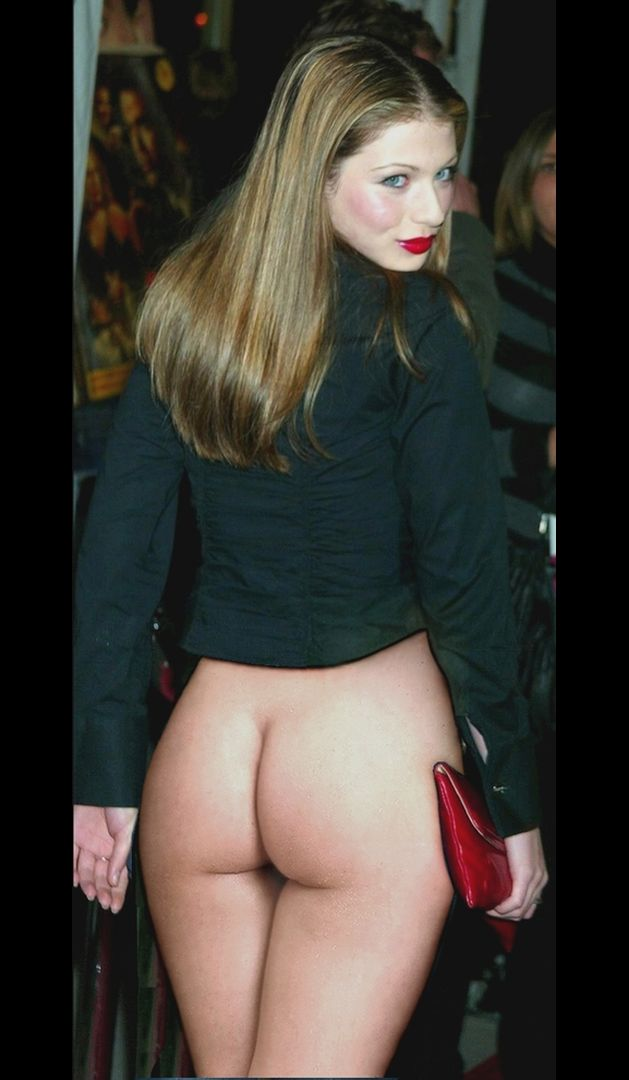 Michelle trachtenberg naked ass