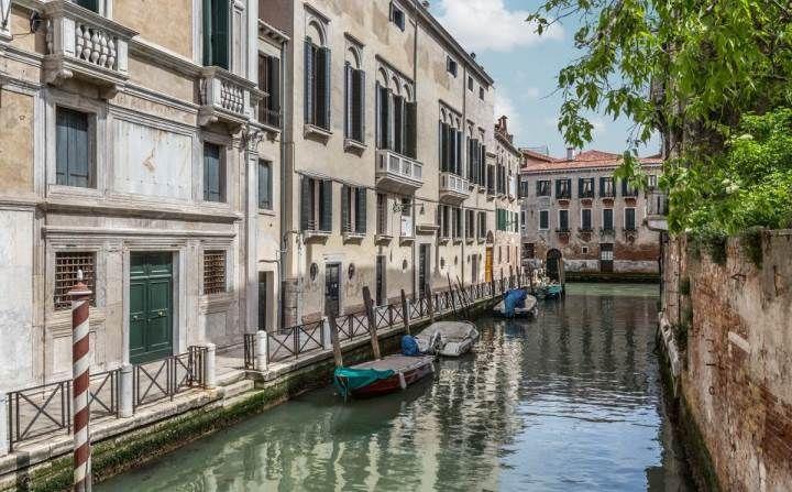 Palazzo Vendramin Cannaregio, Venice, Italy