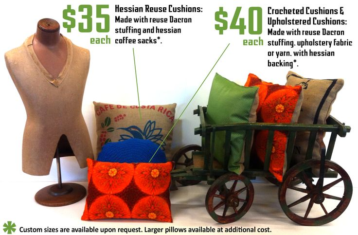 Reverse Garbage ReStore items made entirely from reuse! To purchase these environmentally sustainable products, please email us at mailto:info@reversegarbage.org.au