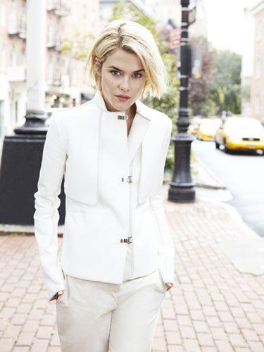 Marie Claire - Dec 12 - Rachael Taylor - The Row