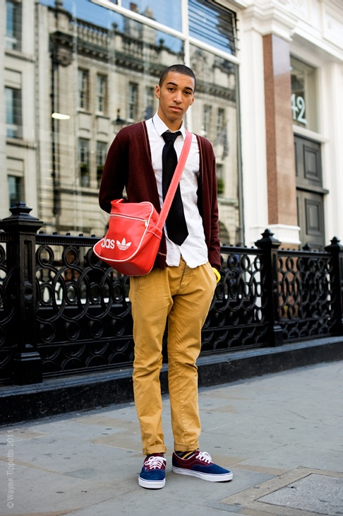 fa80d9eecd What to wear with your Vans
