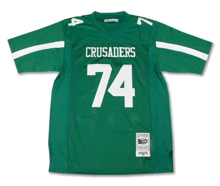 Michael Oher The Blind Side Football Jersey