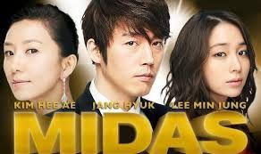 """Où peut mener l'ambition! Mais il y a une morale à cette histoire ! La fan dit que c'est loin d'être le meilleur rôle de Jang Hyuk. Le triangle interprété par Jang Hyuk, Lee Min-jung et Kim Hee-ae n'est pas un classique triangle amoureux. Epoustouflante  interprétation de No Min-woo qui s'est investi physiquement dans le rôle. A voir si vous aimez les dramas """"financiers""""."""