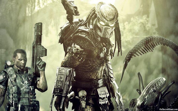 aliens vs predator game - photo #12
