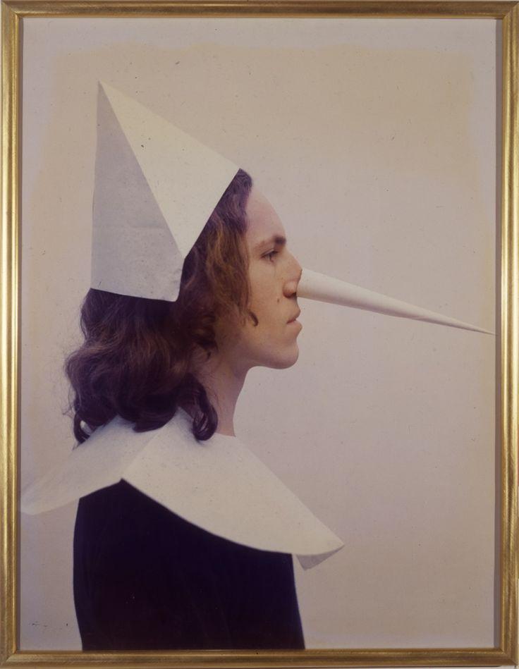 Luigi Ontani, Pinocchio, 1972 Courtesy L'attico – Fabio Sargentini | Artribune