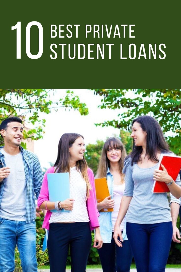 Here are the best private student loans for funding your education.