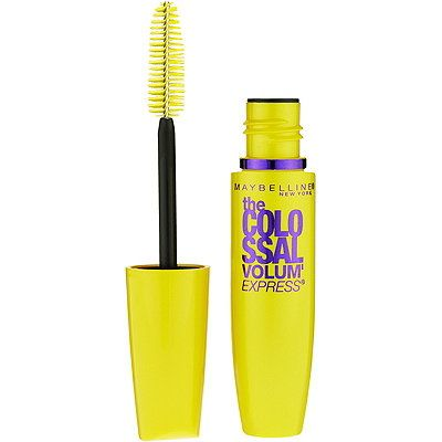 Maybelline Colossal Mascara Reviews- Review your favorite mascara products and so much more.   #makeup #mascara #drugstoremakeup #drugstoremascara #maybelline