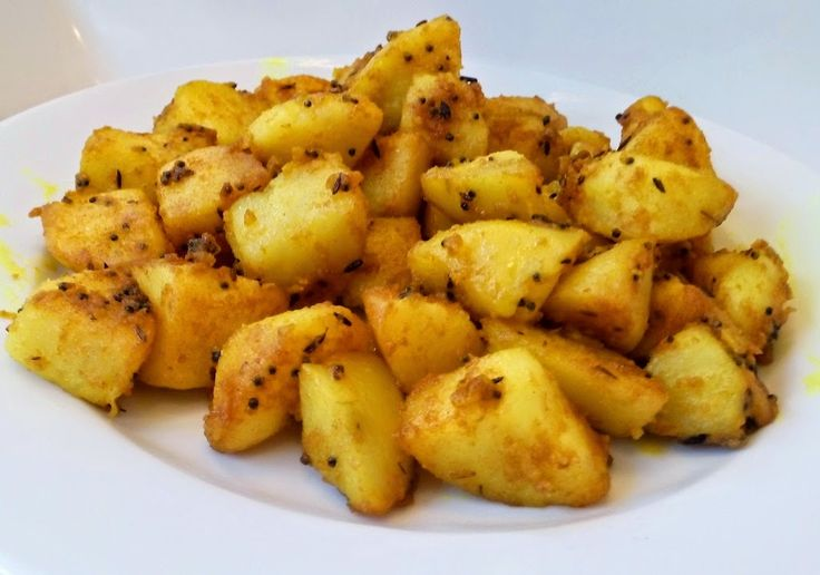 Indian Potato Fry