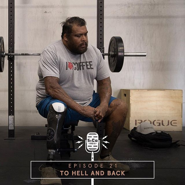 """Omar Avila (AKA Crispy) experienced the flames of hell that only war can produce. He survived, and 100+ surgeries later, his experience is jaw-dropping. From his first day on the field to the leg-amputating hospital trip, Omar's stories are nothing short of incredible. Listen to his memoirs as we sit down with him this week's episode of SiCo Radio... As Omar says """"Crispy the F*ck On.  @crispy11b"""