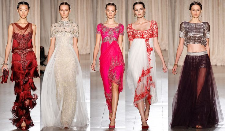 Image detail for -New York Fashion Week – Indian Inspired Spring 2013 RTW Collections ...