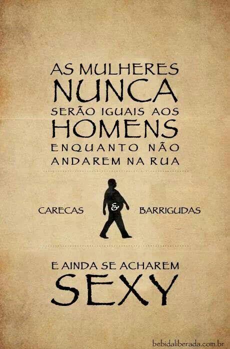Homens - Mulheres - Sexy