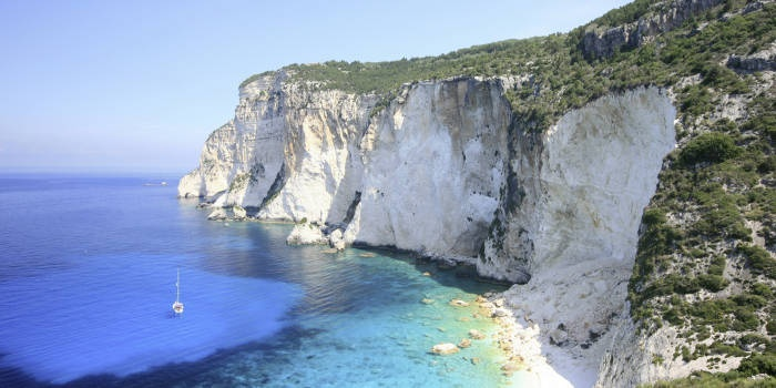 paxos' erimitis cliffs..