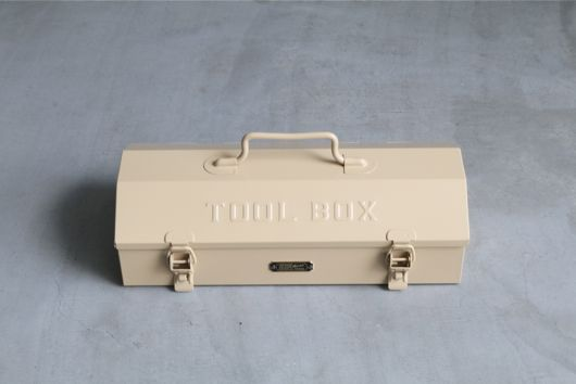 "STUSSY Livin GENERAL STORE(ステューシー リヴィン ジェネラルストア) ""GS STEEL TOOL BOX"""