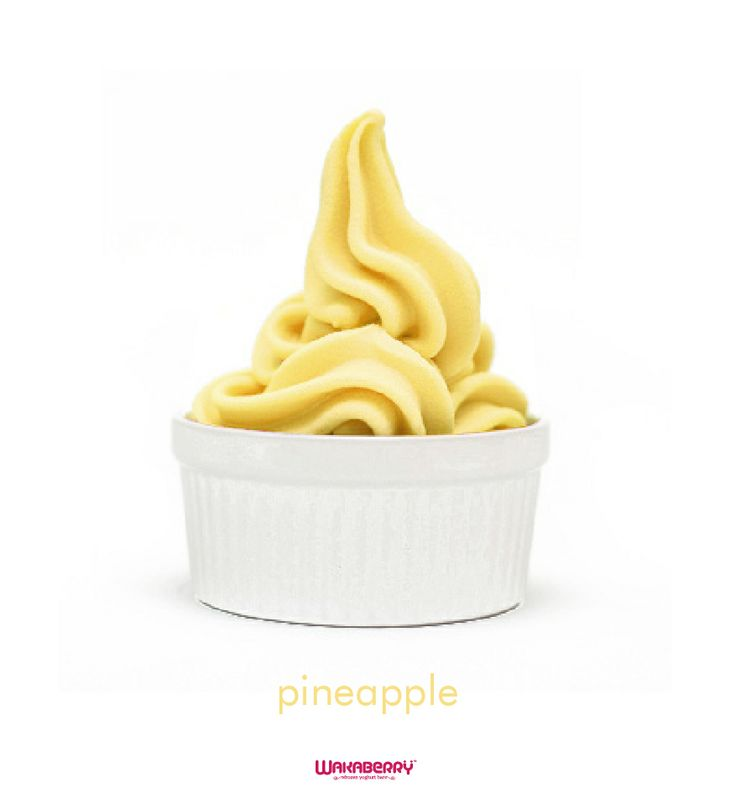 Wakaberry Flavour: pineapple