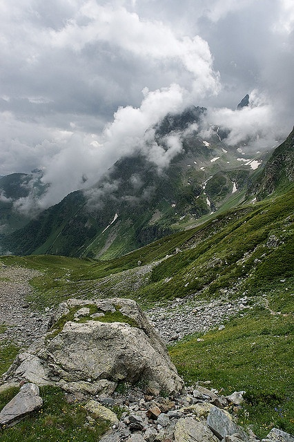 Caucasus Mountains Arhyz Russia