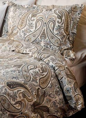 Villapyttelilla: Fina sängkläder från Gant Home