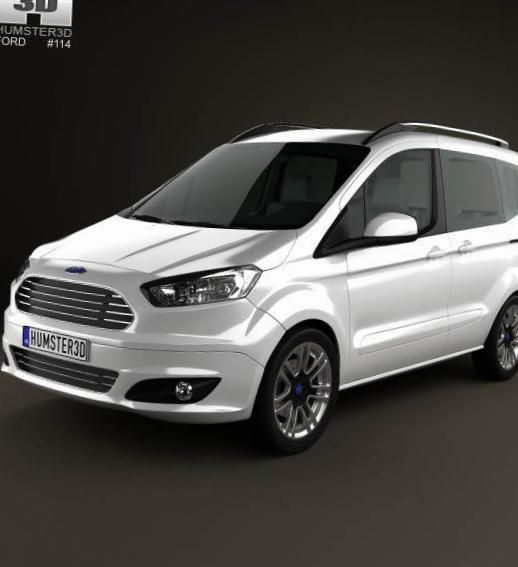 Tourneo Courier Ford lease - http://autotras.com