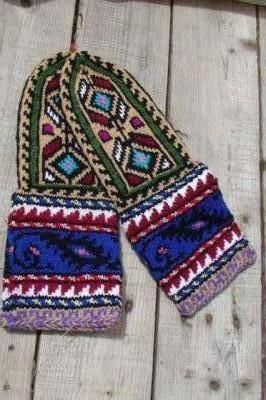 A pair of traditional socks in Gilan, Iran Always have a pair available.