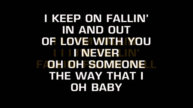 Alicia Keys - Fallin' (Karaoke)