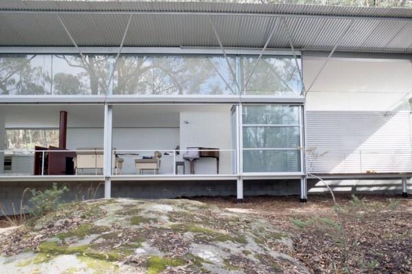 Simpson-Lee House in Mount Wilson Australia, Glenn Murcutt