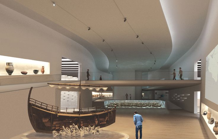Gallery of Winning Proposal for Cyprus Archaeological Museum Celebrates Regional History - 9