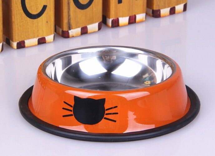 Stainless Steel Cat Food Bowl – Accessories & Products for Cats