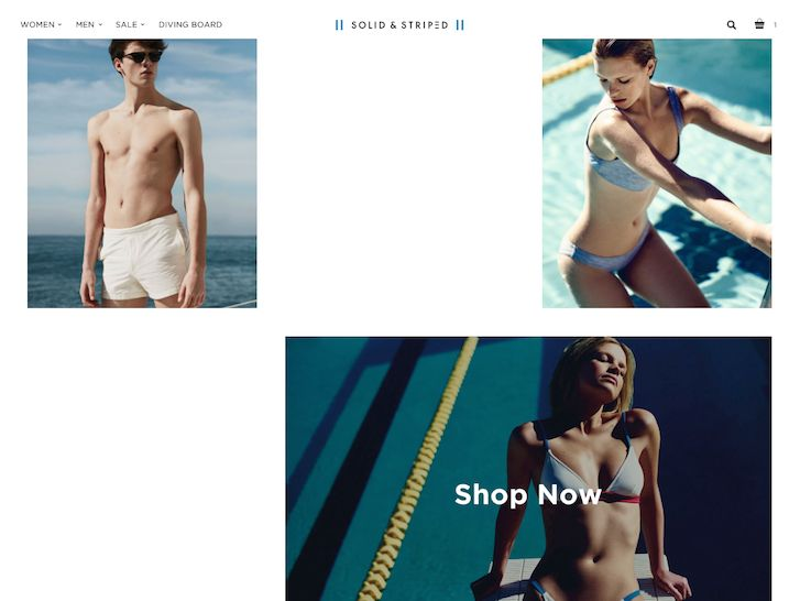 Kul     Ecommerce Website Design - Solid and Stripped