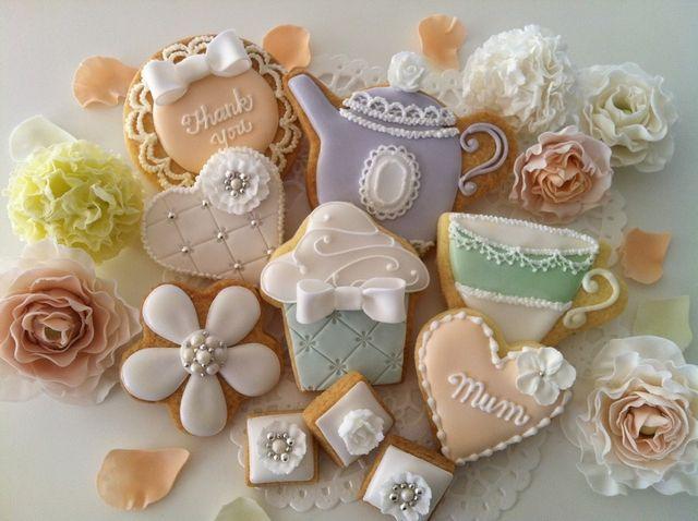 【バレンタインにぴったり】可愛いアイシングクッキーのデザイン&作り方まとめ♪ #スターウォーズ | Jocee