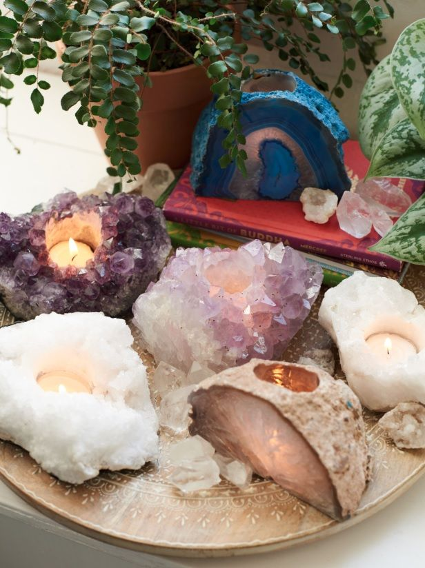 Stone + Crystal Sanctuary - Earthbound Trading Company