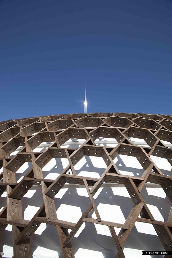 KROED // Chun Qing Li of Pavilion Architecture | Afflante.com