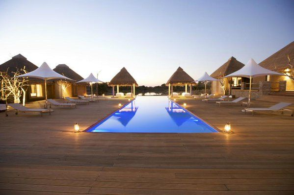 Kapama River Lodge, South Africa 5.0/5 stars 1,027 Reviews #5 of Top 10 Hotels in the Africa https://twitter.com/TheWorldsBest4u/status/663038436274753536