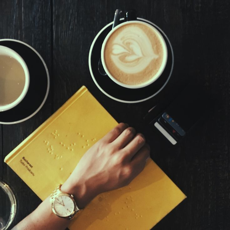 Enjoy your morning coffee next to your Italian designed Slim Wallet, made from flawless black leather.  #slimwallet #minimalistwallet #frontpocketwallet #thinwallet #rfid #rfidprotection #wallet #blackwallet #giftsformen #mengifts #giftbox #giftset