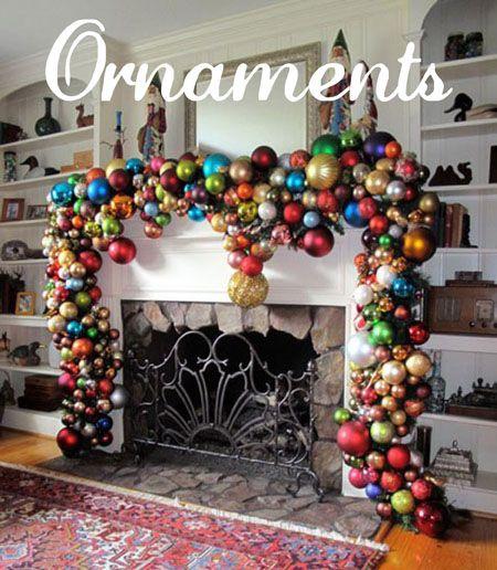 hmmmmMantel Decor, Fireplaces, Garlands, Christmas Decor, Christmas Ornaments, Holiday Decor, Christmas Ideas, Christmas Mantles, Christmas Mantels