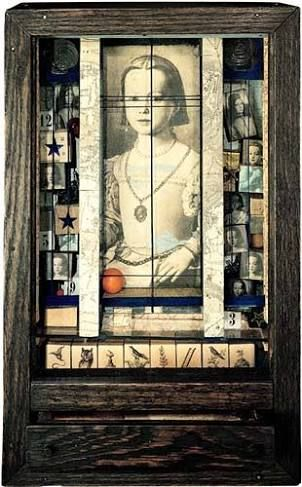 Image result for joseph cornell medici princess