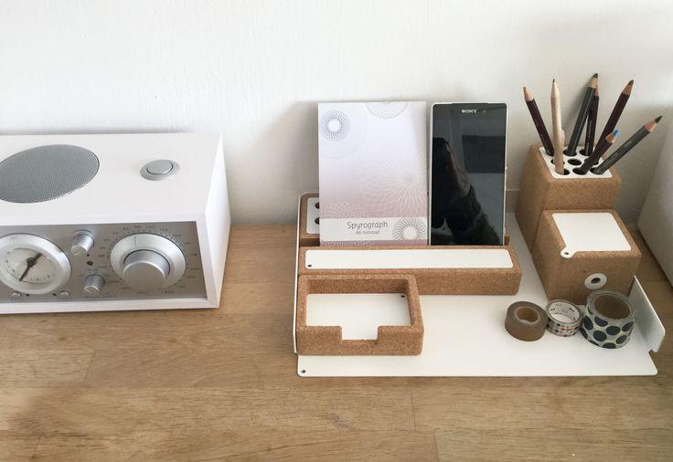 Ubikubi deskset Niu & Tivoli voor een strak bureau!