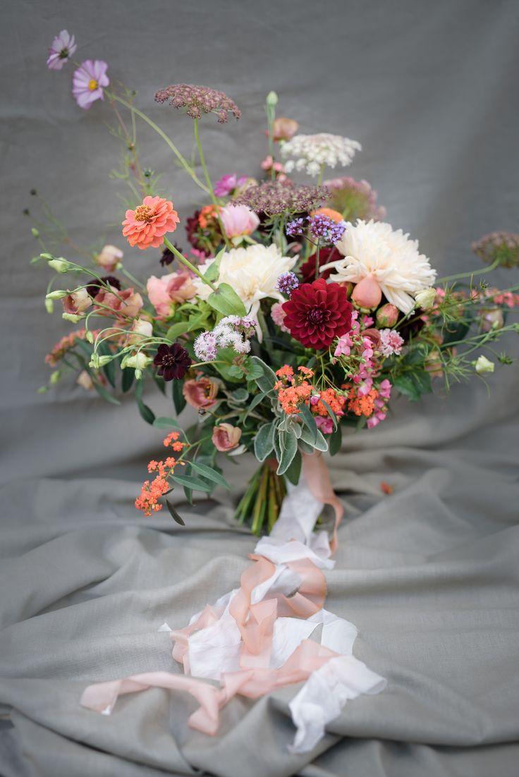 Wedding bouquet Oct 2016
