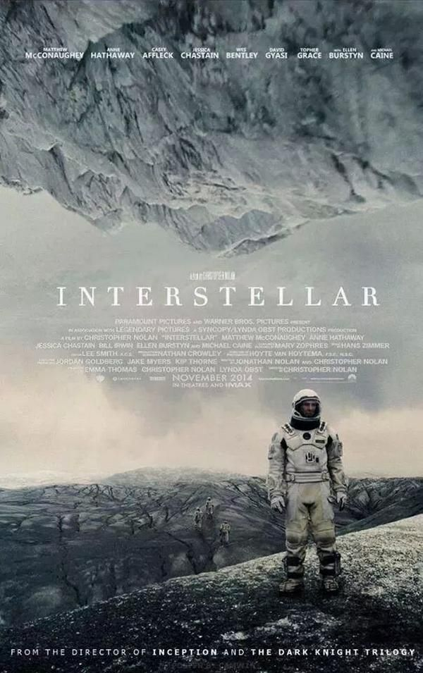 Interstellar (2014) probably the most anticipated film of the year