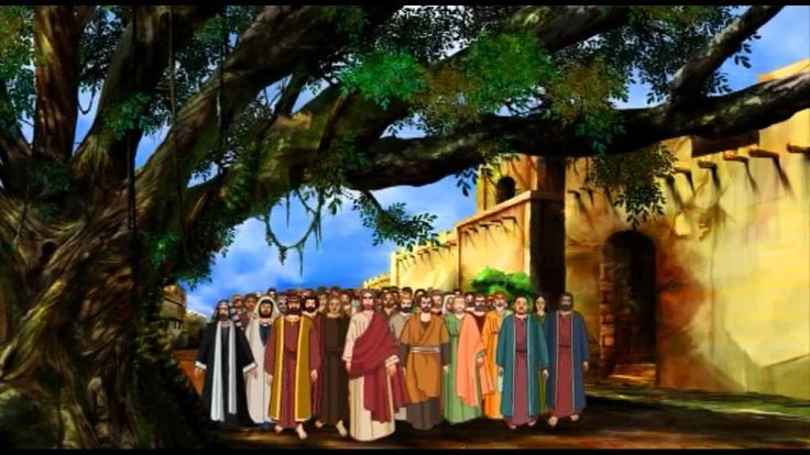 Bible stories for kids - Jesus and the Rich Young Ruler ( Christian Engl...