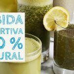 Bebida deportiva natural a base de semillas de chía | Recetas para Corredores