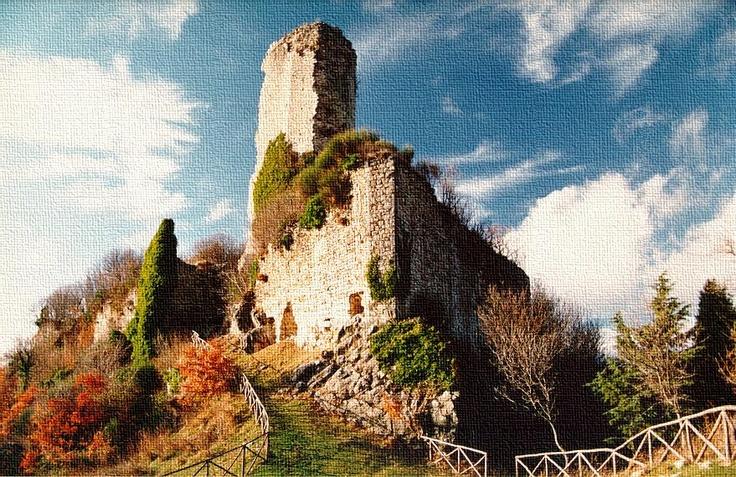La Rocca di Selvena, Grosseto, Maremma
